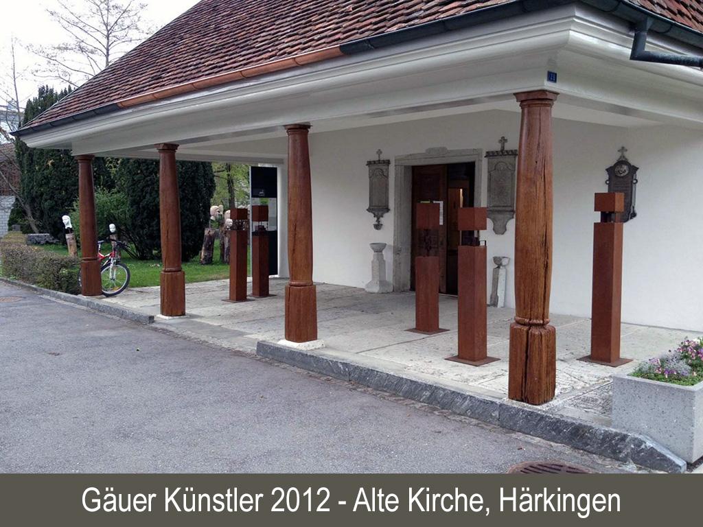 Gäuer Künstler 2012 – Alte Kirche, Härkingen