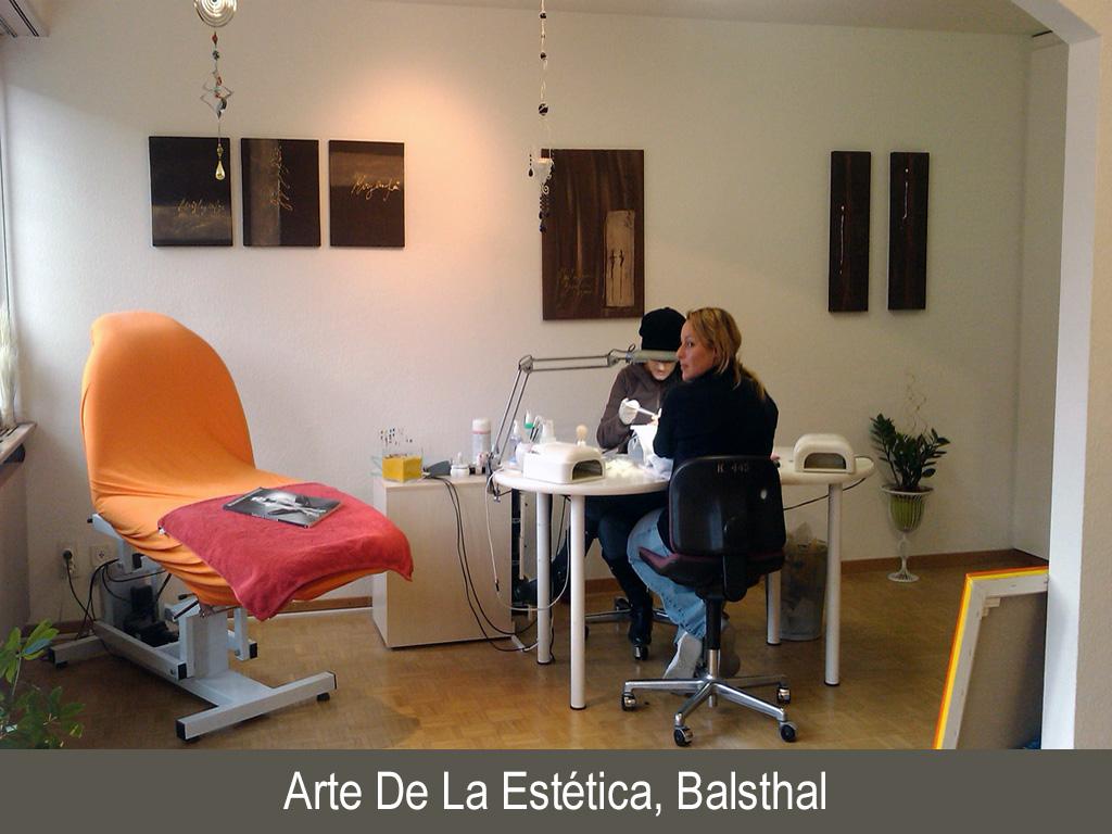 Arte De La Estética, Balsthal
