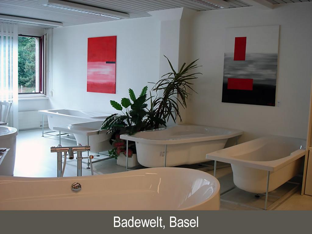 Badewelt, Basel