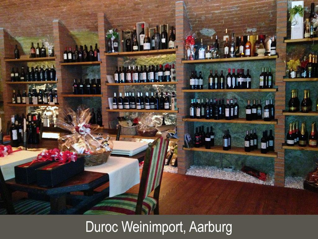 Duroc Weinimport, Aarburg