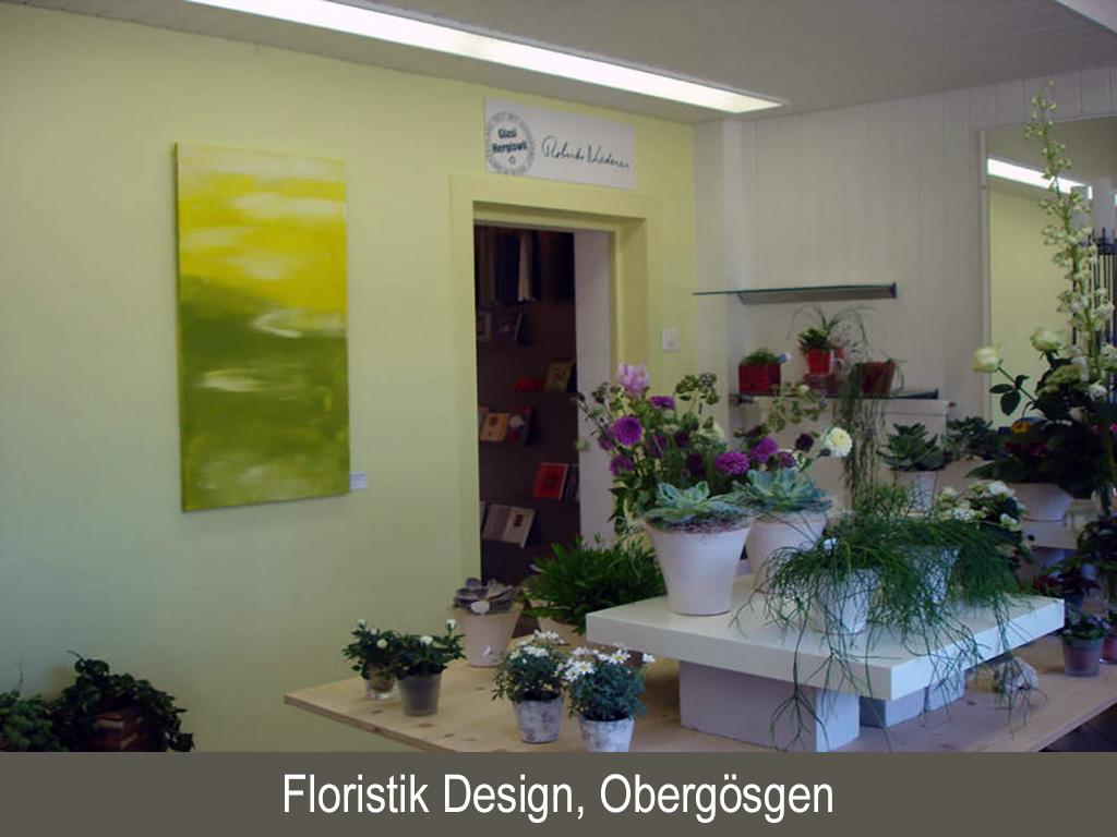 Floristik Design, Obergösgen