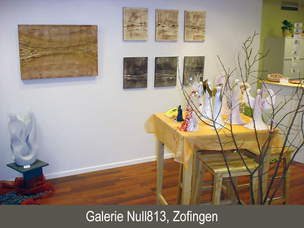 Galerie Null813, Zofingen