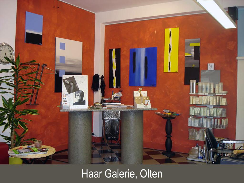 Haar Galerie, Olten