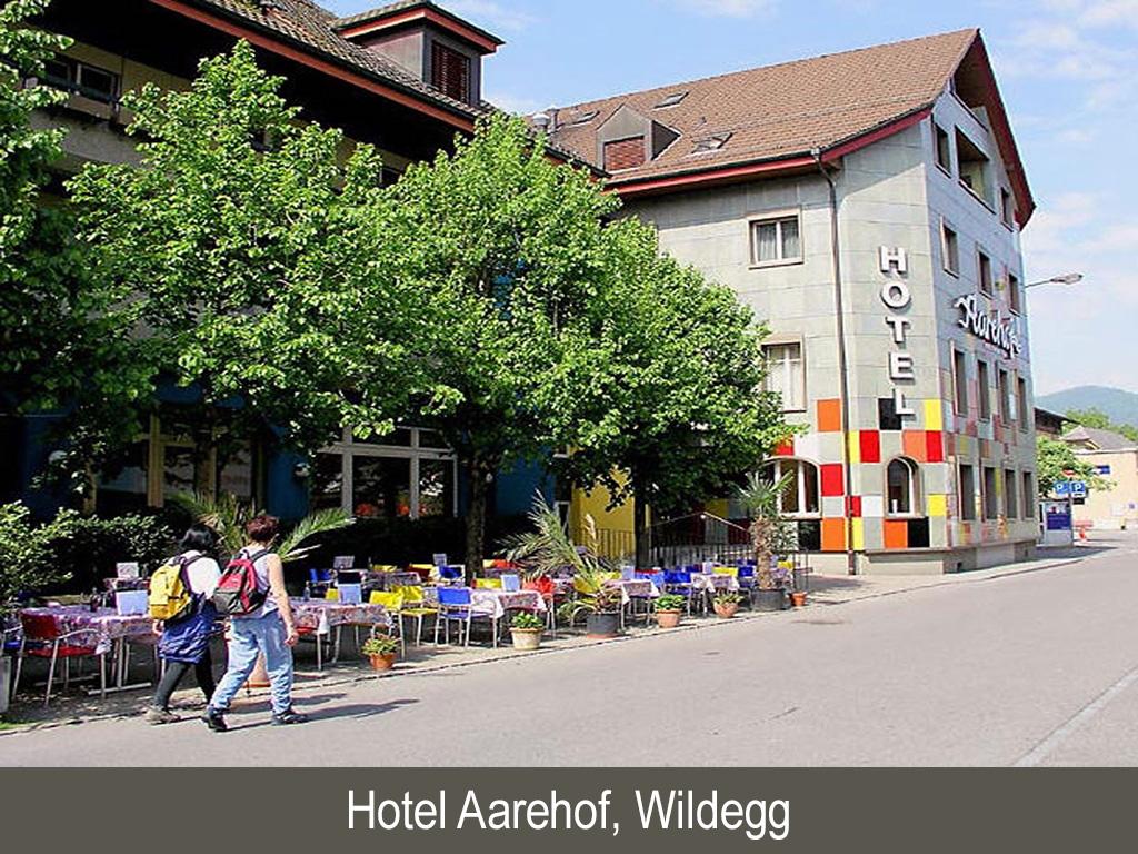 Hotel Aarehof, Wildegg