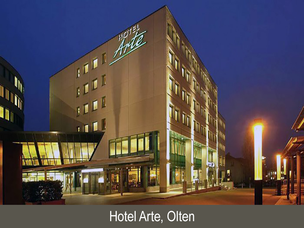 Hotel Arte, Olten