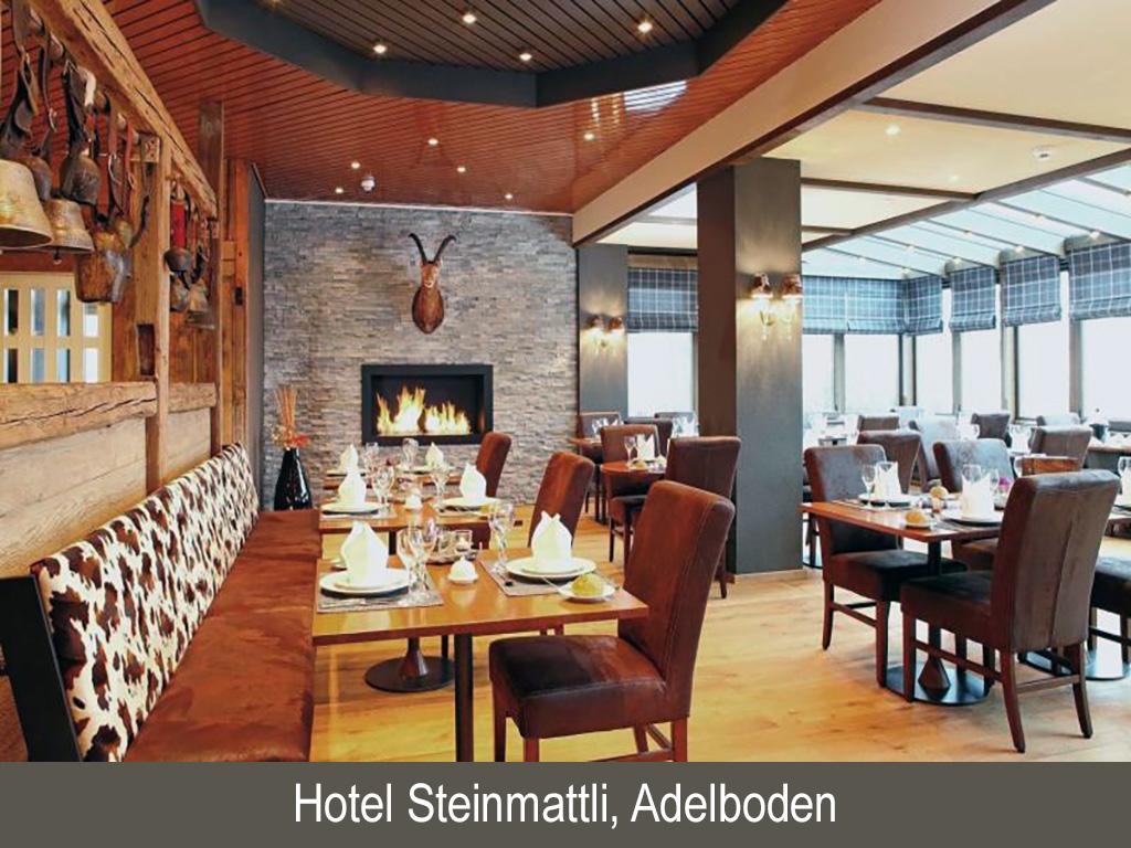 Hotel Steinmattli, Adelboden