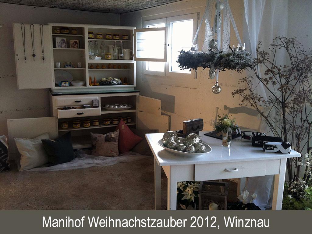 Manihof Weihnachtszauber 2012, Winznau