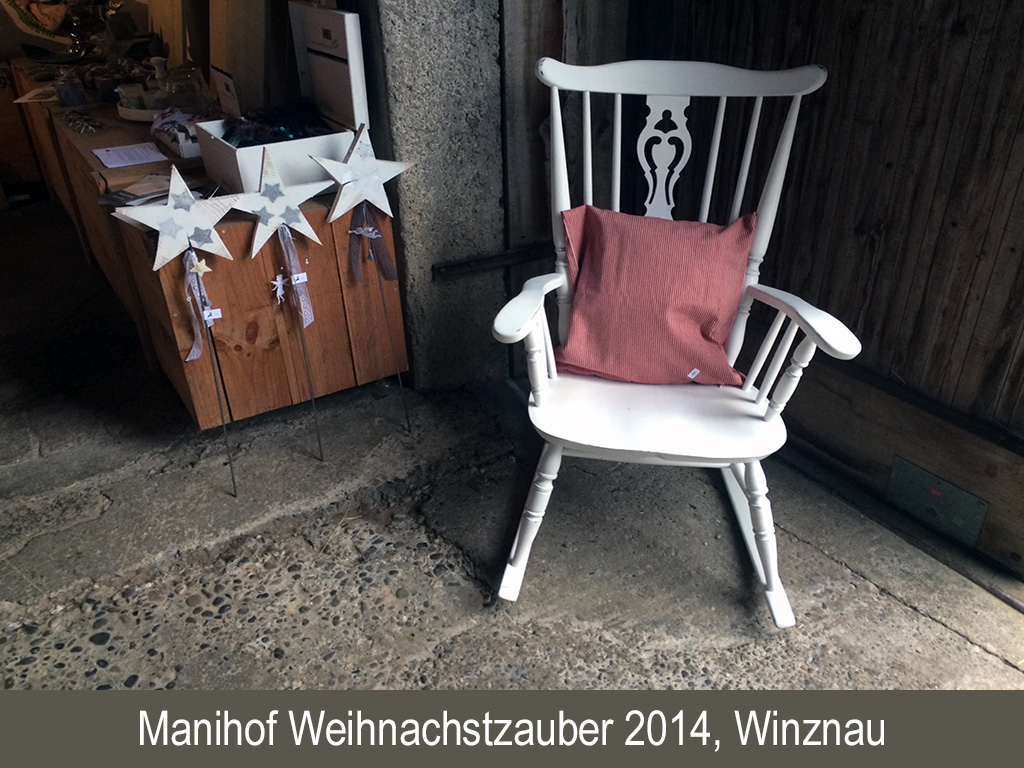 Manihof Weihnachtszauber 2014, Winznau