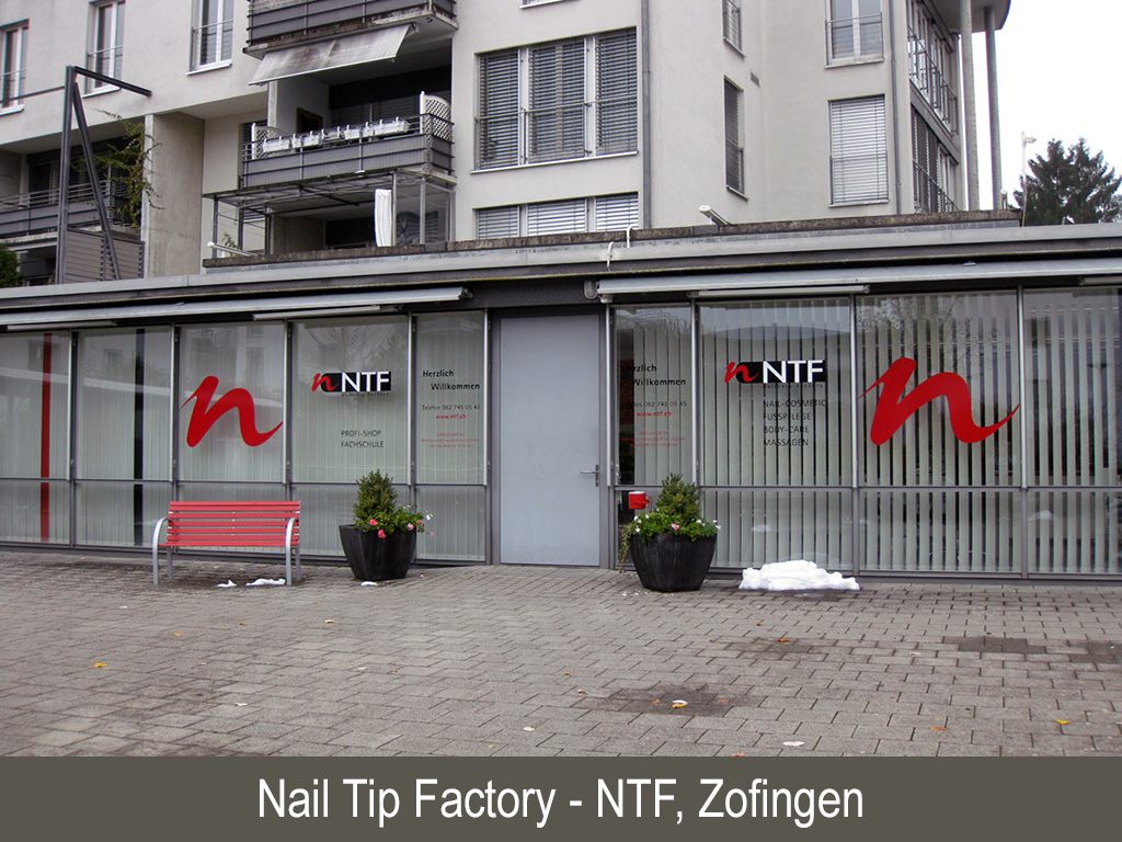 Nail Tip Factory – NTF, Zofingen