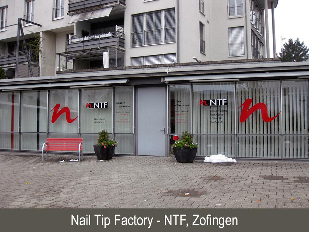 Nail Tip Factory – NTF, Zofingen