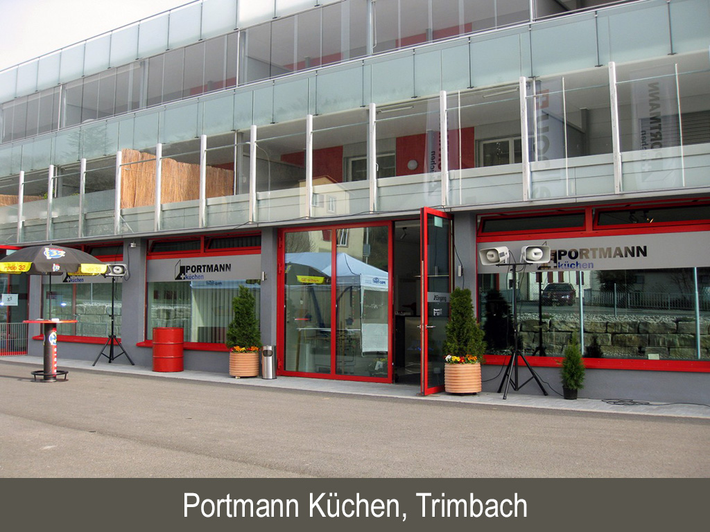 Portmann Küchen, Trimbach