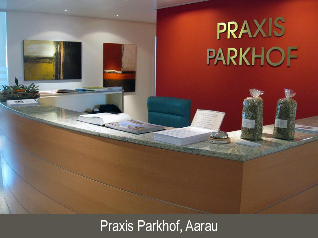 Praxis Parkhof, Aarau