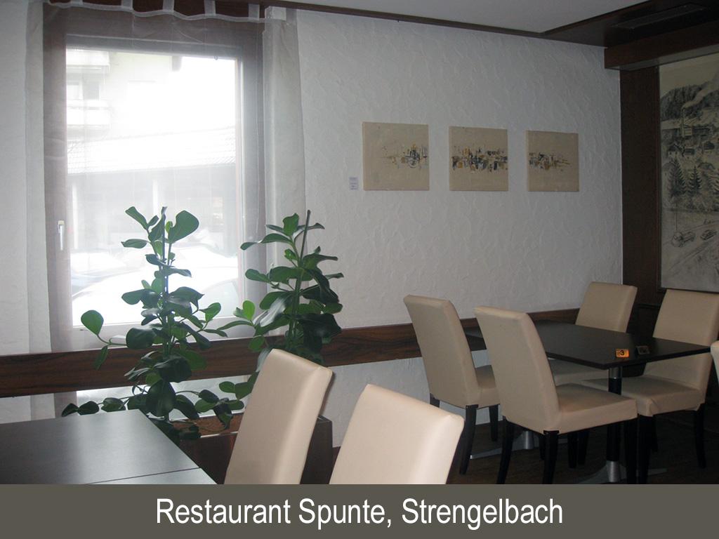 Restaurant Spunte, Strengelbach