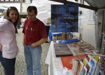 Kunstmarkt Zofingen 2006