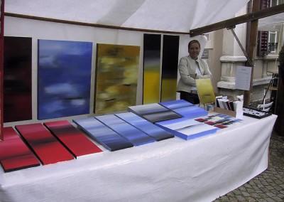 Kunstmarkt Zofingen 2004