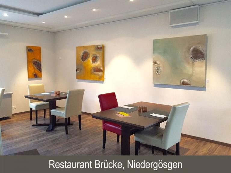 Restaurant Brücke, Niedergösgen