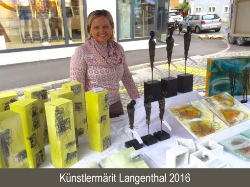 Künstlermärit Langenthal 2016