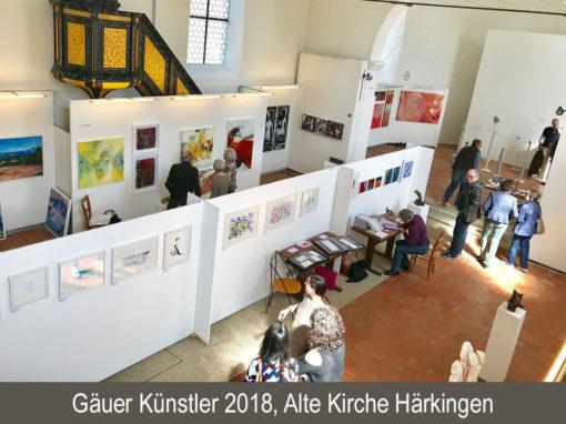Gäuer Künstler 2018 – Alte Kirche, Härkingen